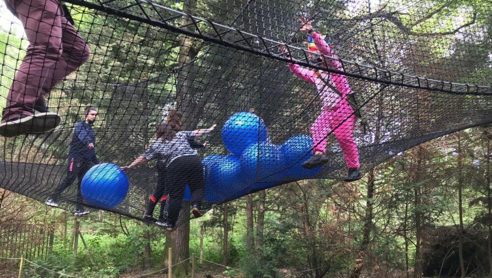 escape game et action game outdoor en RP, idf dans le 77, activité en famille, sortie en famille