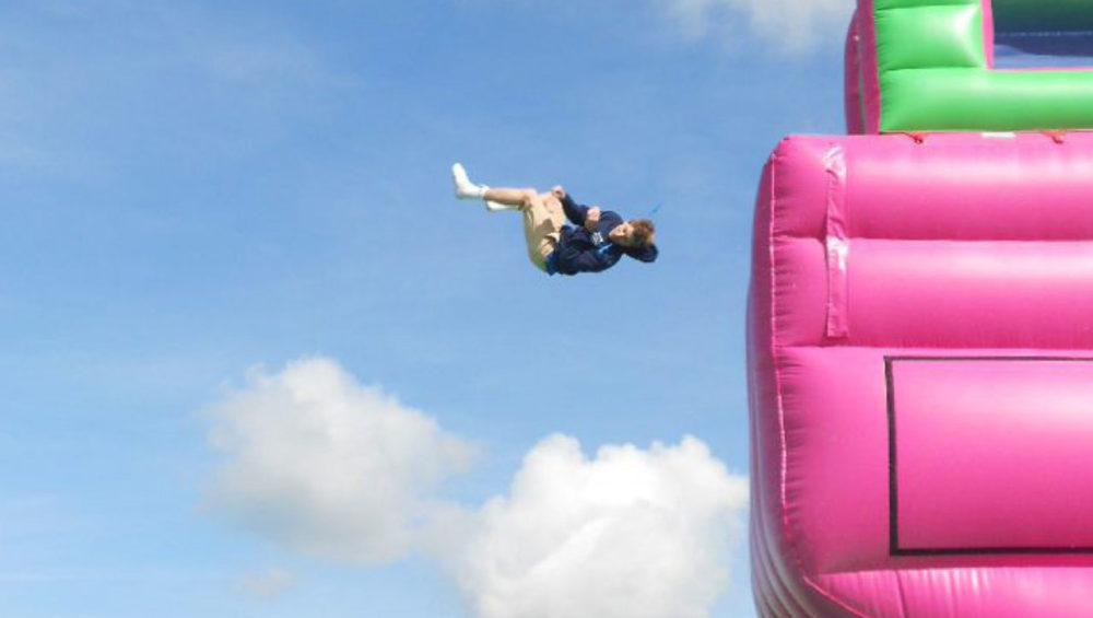 Crazy jump 16
