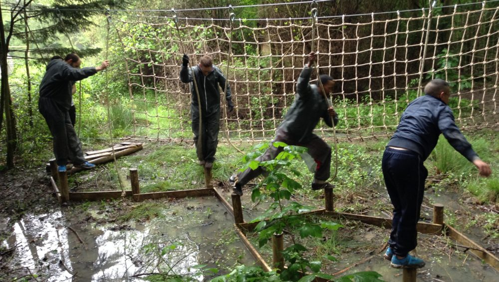 Mud team course d'obstacle 4