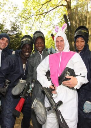EVG Lapin paintball