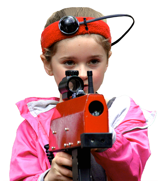 laser game enfant 3